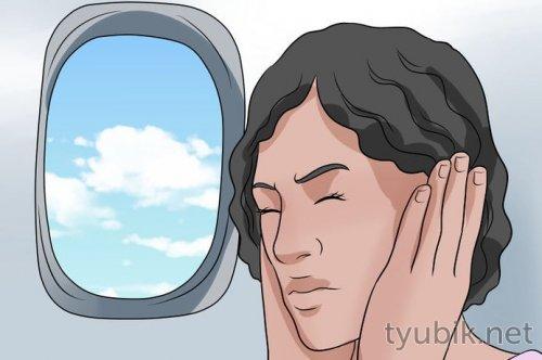 Перелет в самолете