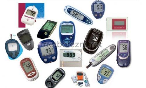Глюкометры в ассортименте