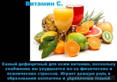 Уникальность витамина С