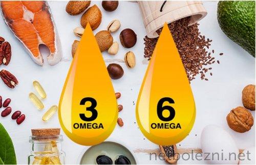 Жирные кислоты для организма