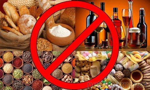 Запрещенные при тромбозе продукты