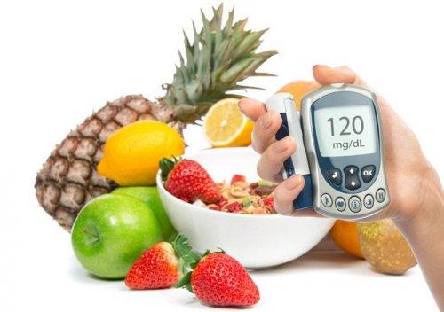 Фрукты при диабете 2 типа