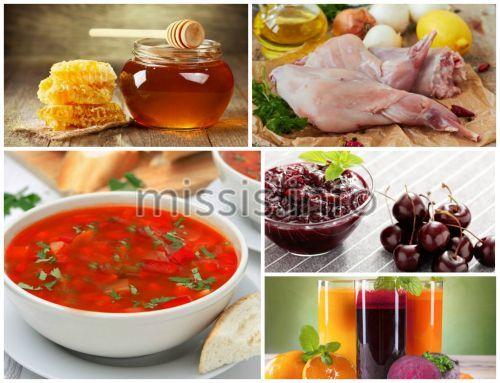 Продукты для 3-6 месяца кормления грудничка