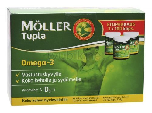 Финские витамины Омега-3