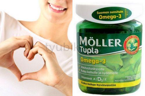 Moller Tupla для взрослых