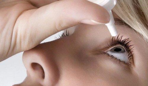 Препарат при инфекциях глаз