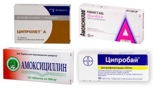 Препараты с подобным действием
