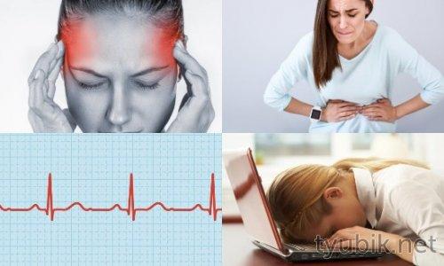 Неприятные последствия лечения